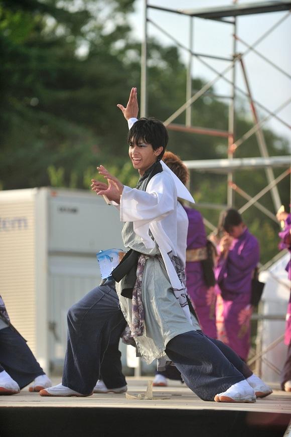 「おだっくい」駿府城公園会場にて_f0184198_0373493.jpg