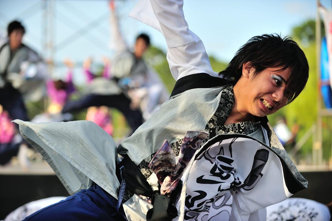 「おだっくい」駿府城公園会場にて_f0184198_037652.jpg