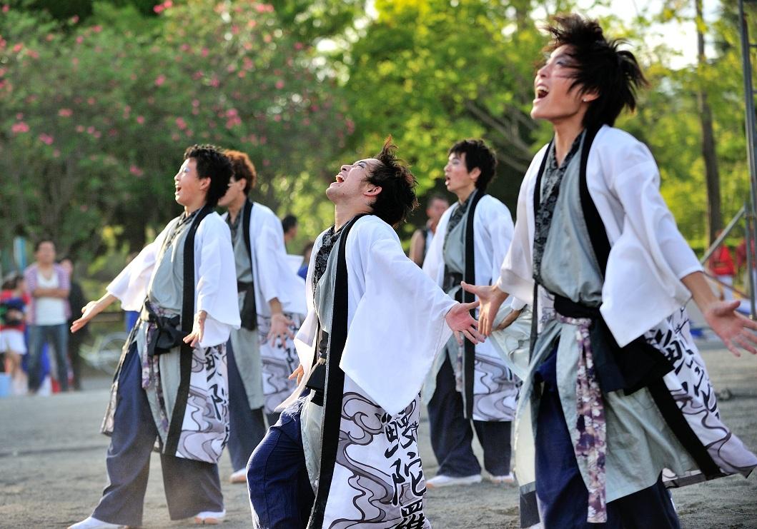 「おだっくい」駿府城公園会場にて_f0184198_058384.jpg
