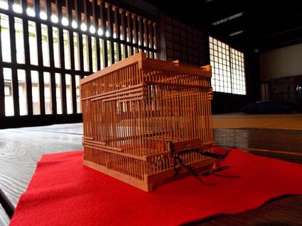鳴く虫と郷町が展示になる!_f0127806_1421528.jpg