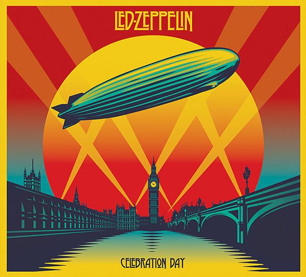 LED ZEPPELIN / Celebration Day_b0042308_23401157.jpg