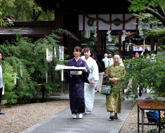 梨の木神社 萩まつり_e0048413_21212690.jpg