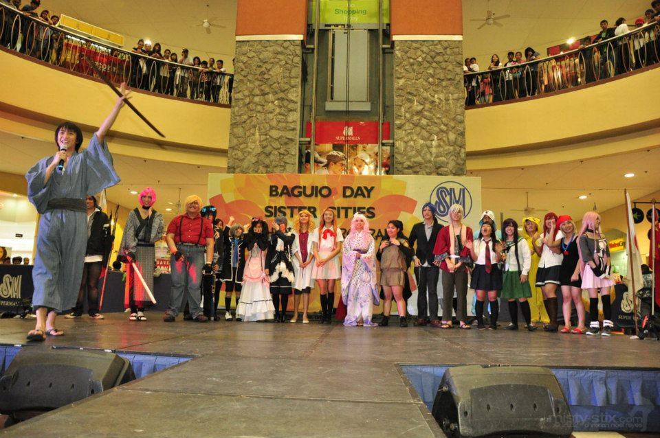 「姉妹都市Exhibit」 ピカチュウ・ドラえもん 頑張る! in Baguio_a0109542_16323011.jpg