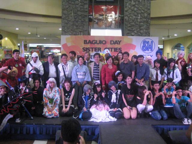 「姉妹都市Exhibit」 ピカチュウ・ドラえもん 頑張る! in Baguio_a0109542_16345382.jpg