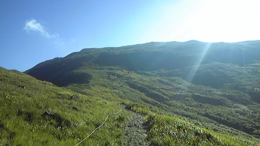 月山・蔵王山歩きの旅~②_c0049455_1542368.jpg