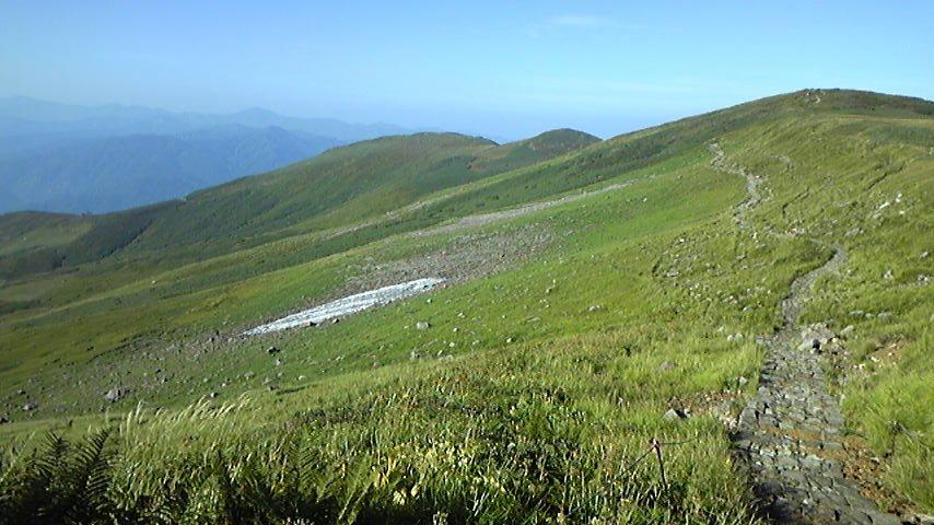 月山・蔵王山歩きの旅~②_c0049455_1543108.jpg