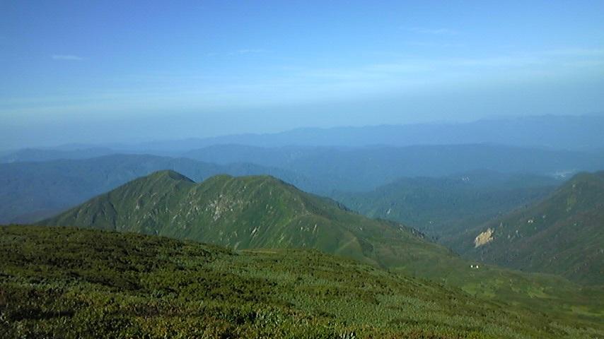 月山・蔵王山歩きの旅~②_c0049455_15433662.jpg