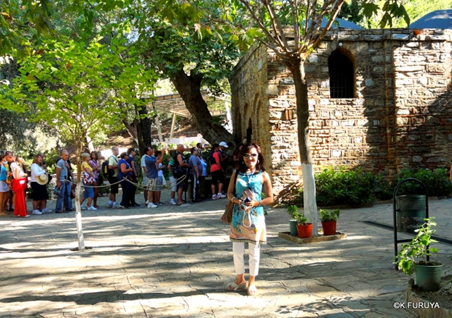 トルコ旅行記 3  聖母マリアの家_a0092659_14165694.jpg