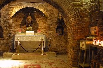 トルコ旅行記 3  聖母マリアの家_a0092659_1471496.jpg