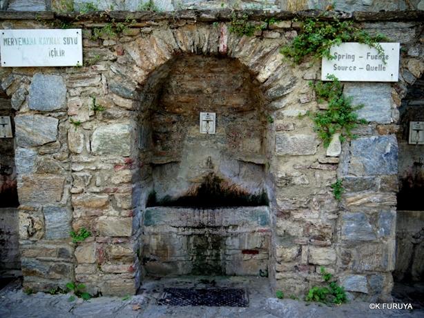 トルコ旅行記 3  聖母マリアの家_a0092659_23485874.jpg