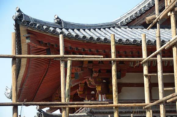 国宝平等院鳳凰堂 平成の修理_e0164563_15412123.jpg