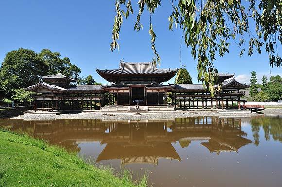 国宝平等院鳳凰堂 平成の修理_e0164563_1542314.jpg