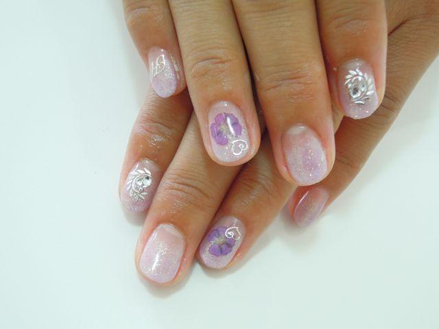 Purple Nail_a0239065_1644047.jpg