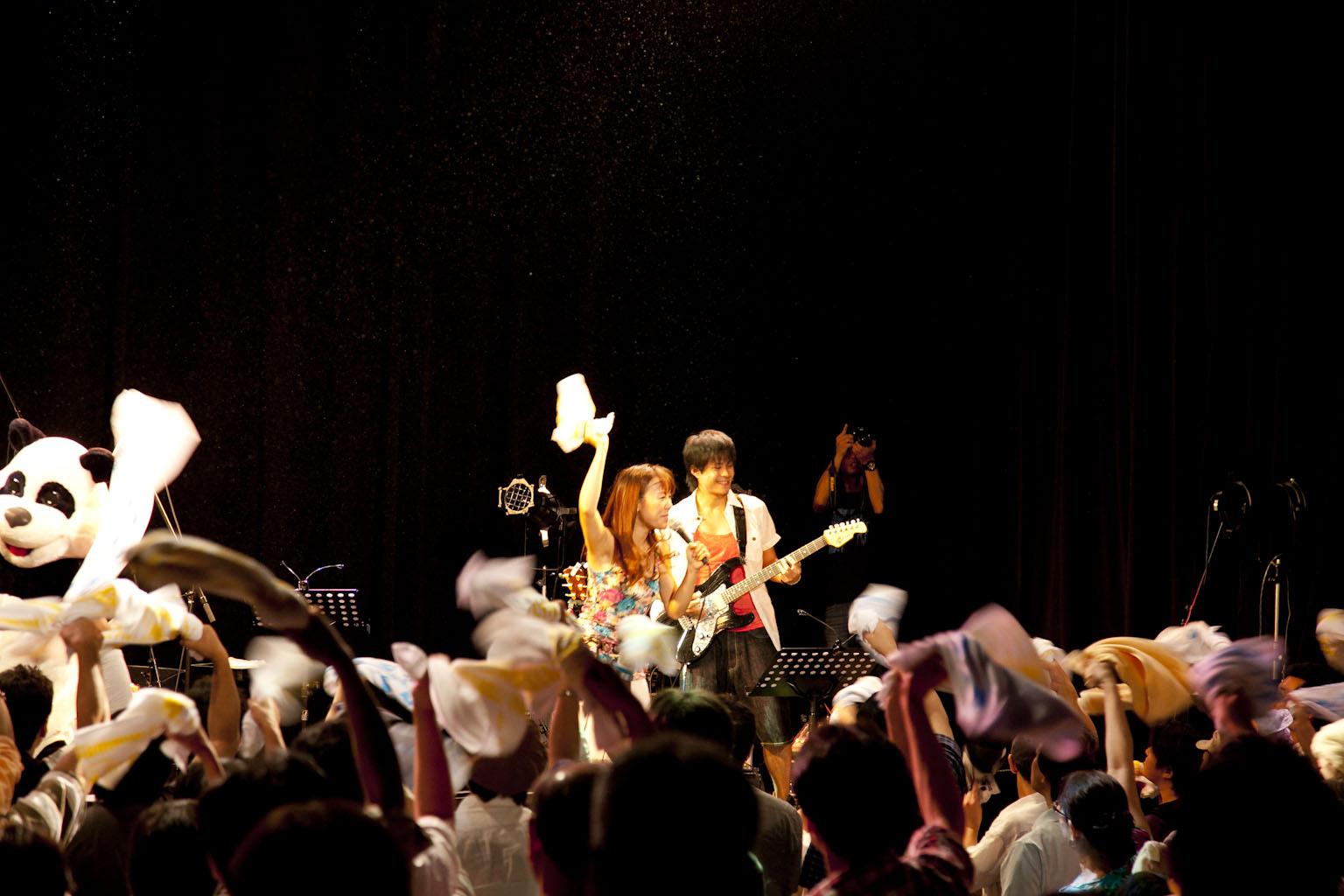 マウントレーニアホール渋谷プレジャープレジャーありがとう!!_e0261371_19174769.jpg