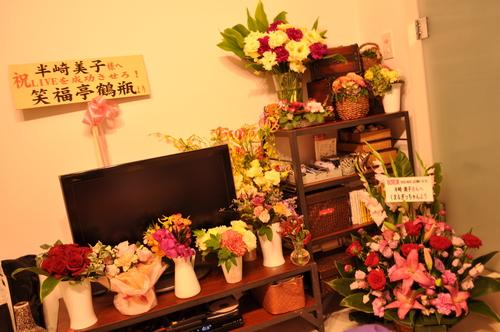 マウントレーニアホール渋谷プレジャープレジャーありがとう!!_e0261371_19575882.jpg