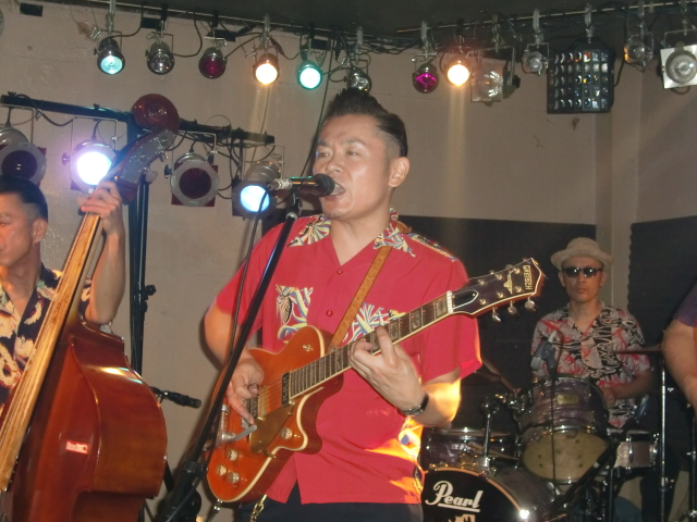 BOPPIN\' TONIGHT&ROCKABILLY IDOL!!_e0173572_20313644.jpg
