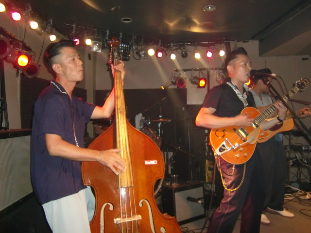 BOPPIN\' TONIGHT&ROCKABILLY IDOL!!_e0173572_21205188.jpg