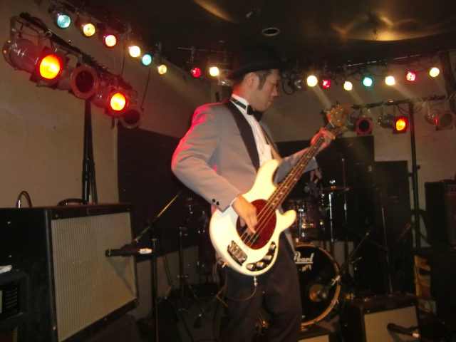 BOPPIN\' TONIGHT&ROCKABILLY IDOL!!_e0173572_2145790.jpg
