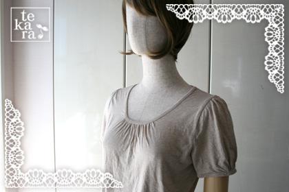 大きな胸元レースネックレス*_a0139874_1941721.jpg