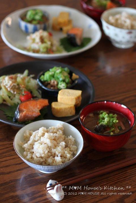 納豆パワー  ☆ 今日のお弁当と夕ご飯♪_c0139375_13264073.jpg