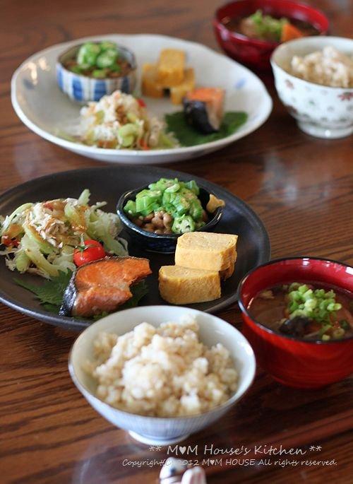 納豆パワー  ☆ 今日のお弁当と夕ご飯♪_c0139375_1331402.jpg