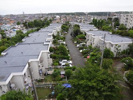 大規模屋上防水改修工事_f0221283_1752566.jpg