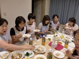~ヘルパーさんのお料理教室~<アクティブライフ神戸>_c0107602_11371680.jpg