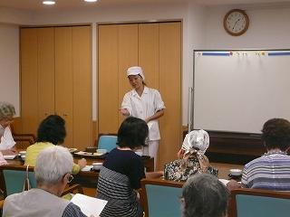 「初めての介護食作り」セミナー<アクティブライフ夙川>_c0107602_1633767.jpg