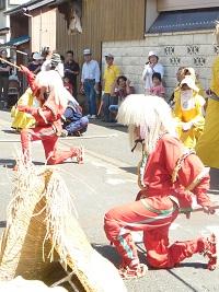 放生祭り 午前の部_a0177314_024826.jpg