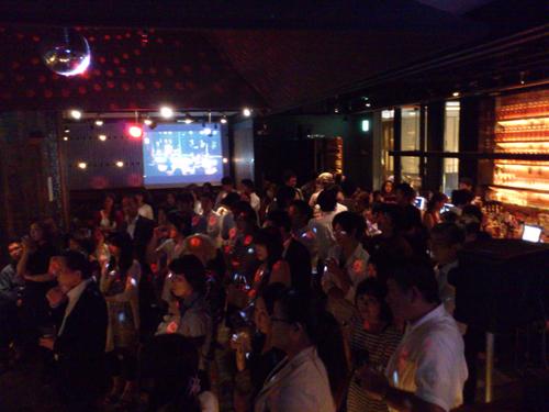 """昨夜の""""HIGHER BALL""""楽しかった〜〜〜! →_b0032617_15263662.jpg"""