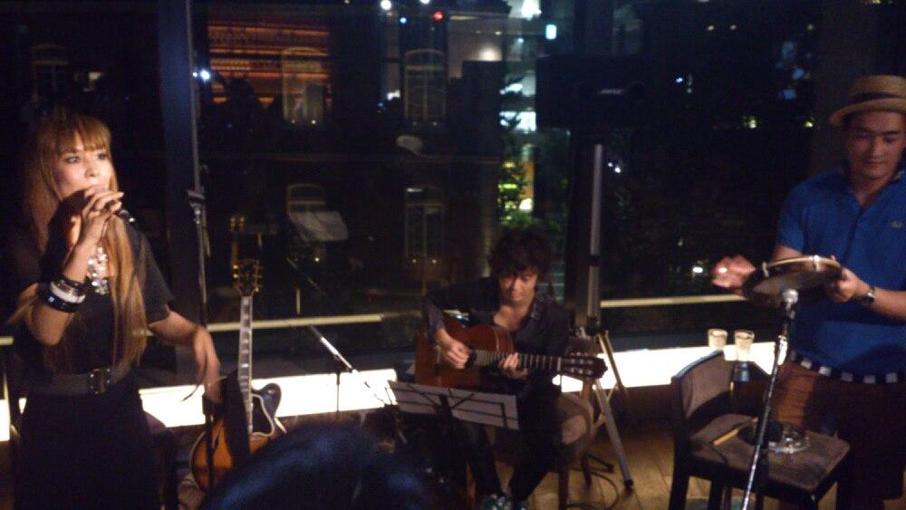 """昨夜の""""HIGHER BALL""""楽しかった〜〜〜! →_b0032617_1528650.jpg"""