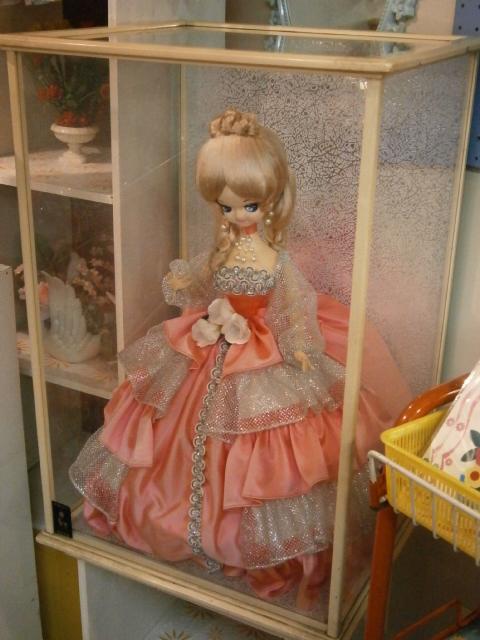 フランス人形♪_e0199317_2231829.jpg
