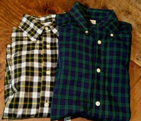 9月29日(土)入荷商品!追加分#6 ブルックスブラザーズ B.Dシャツ!_c0144020_18103849.jpg