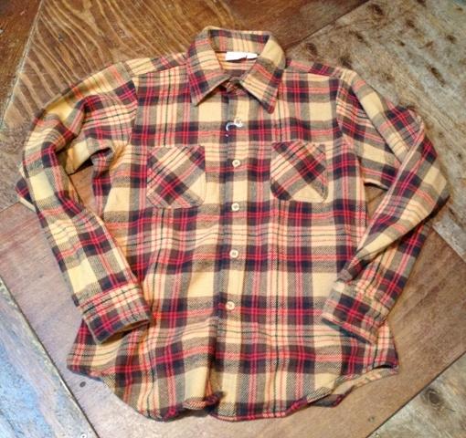 9月29日(土)入荷商品!追加分#7 BIGMACネルシャツ 色々・・。_c0144020_1823362.jpg