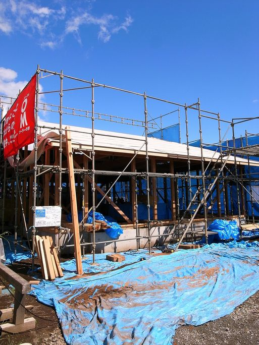 Fさんの家 屋根下地工事 2012/9/24 _a0039934_17381027.jpg
