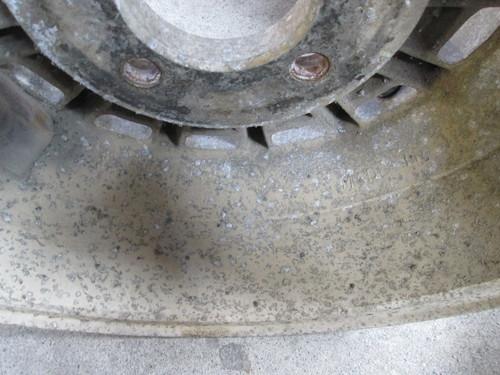 アルミホイール修理・リフレッシュ 、 パウダーコート(粉体塗装) 、 フロッキーコート(植毛塗装)_a0196542_10595533.jpg