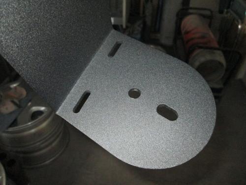 アルミホイール修理・リフレッシュ 、 パウダーコート(粉体塗装) 、 フロッキーコート(植毛塗装)_a0196542_1121811.jpg