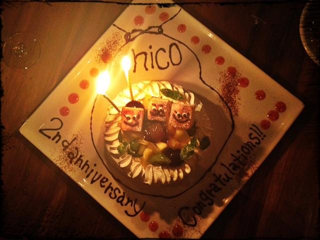 nico 2nd anniversary_a0234454_20395535.jpg