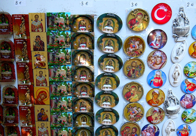 トルコ旅行記 3  聖母マリアの家_a0092659_18474182.jpg