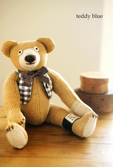teddy natural brown  ナチュラルブラウン テディ_e0253364_10232373.jpg