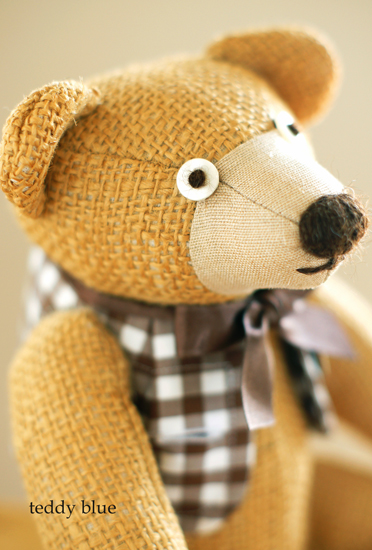 teddy natural brown  ナチュラルブラウン テディ_e0253364_10234171.jpg