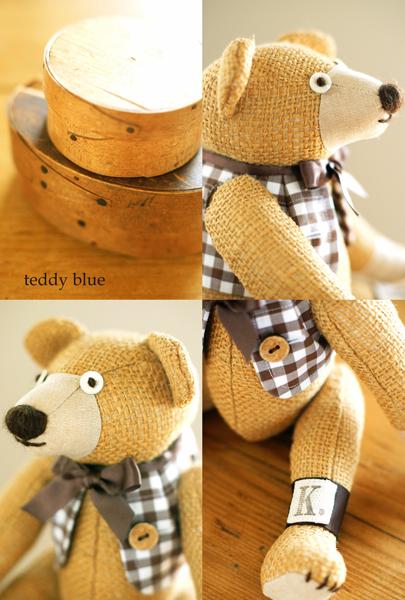 teddy natural brown  ナチュラルブラウン テディ_e0253364_10235591.jpg