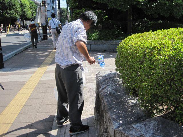 9/14 二日町の地域清掃活動を行いました_b0245781_1429250.jpg