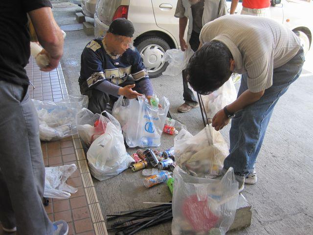 9/14 二日町の地域清掃活動を行いました_b0245781_1429359.jpg