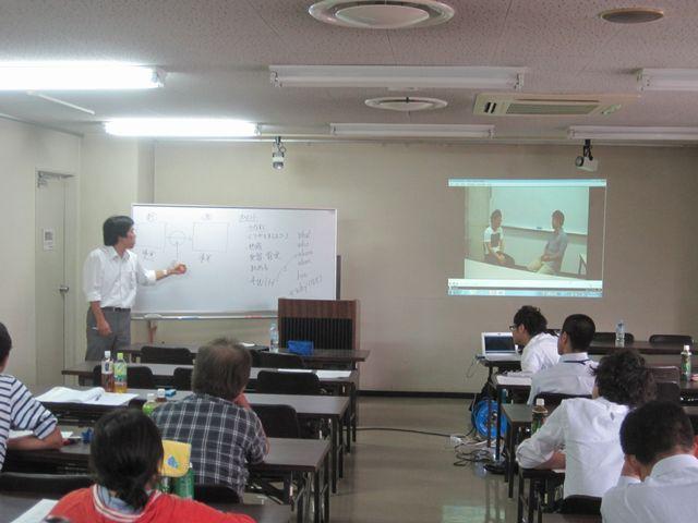 9/24 高野光司先生によるアンガーマネージメント研修 (平成24年9月度)_b0245781_157544.jpg