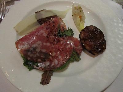 Anniversary Dinner @ Trattoria L\'incontro_b0209691_2152245.jpg
