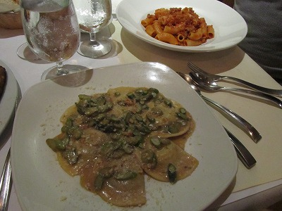 Anniversary Dinner @ Trattoria L\'incontro_b0209691_21541996.jpg