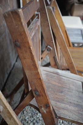 アメリカから折りたたみ椅子(いす)が届きました!_f0226293_6501048.jpg