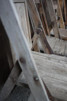 アメリカから折りたたみ椅子(いす)が届きました!_f0226293_651019.jpg