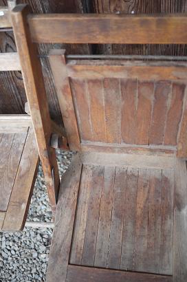 アメリカから折りたたみ椅子(いす)が届きました!_f0226293_6532339.jpg